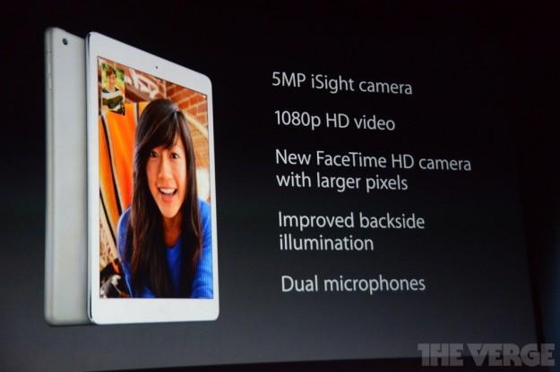 Caratteristiche dei nuovi iPad