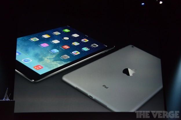 I nuovi iPad