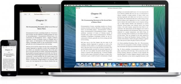 iBooks in iCloud