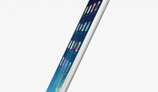 iPad Air molto sottile
