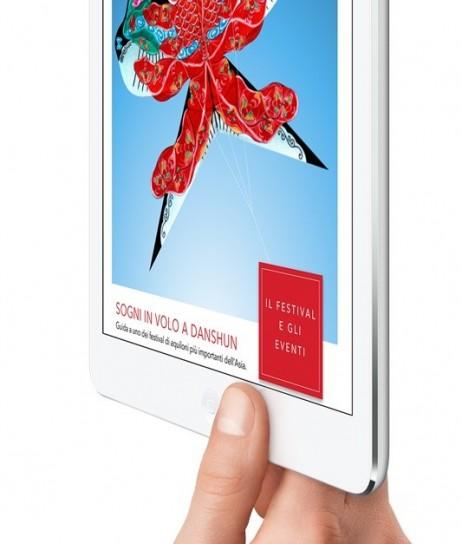 iPad Air sottile