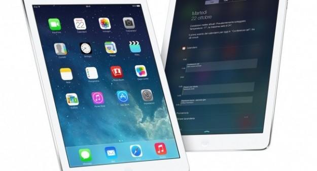 iPad Air: foto