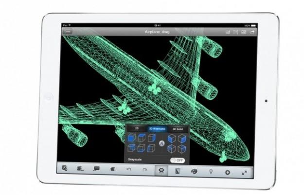 Schermo dell'iPad Air