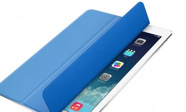 Smart cover sull'iPad Air