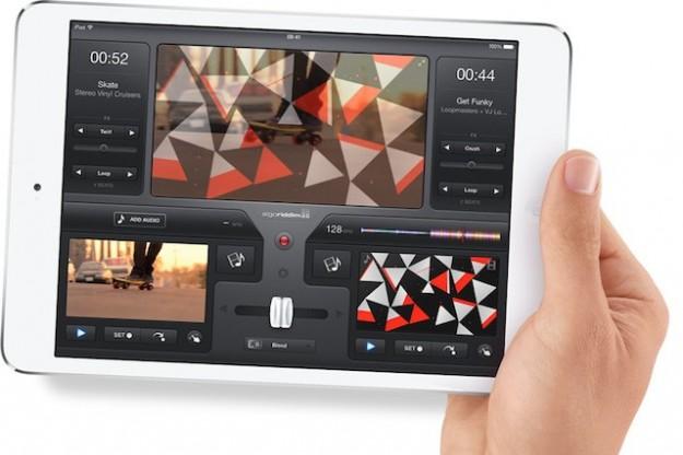 App su iPad Mini