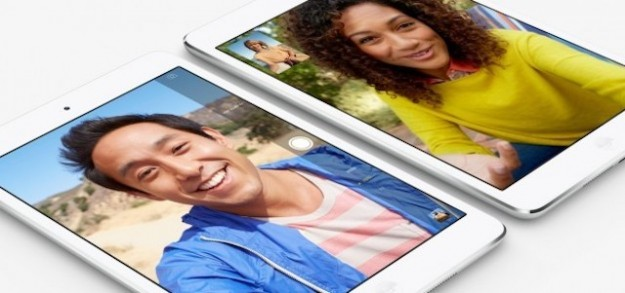 FaceTime su iPad Mini