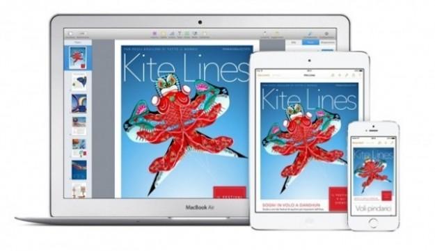 iCloud su iPad Mini