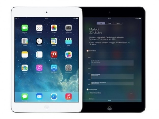 iPad Mini con Retina Display con Apple A7 [FOTO]