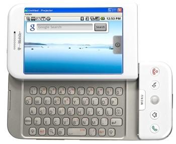 il G1 con la tastiera estratta
