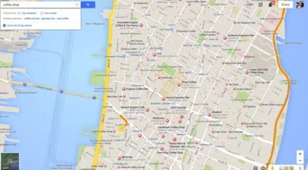 Google Maps novità: foto