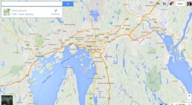 Ricerca su Google Maps
