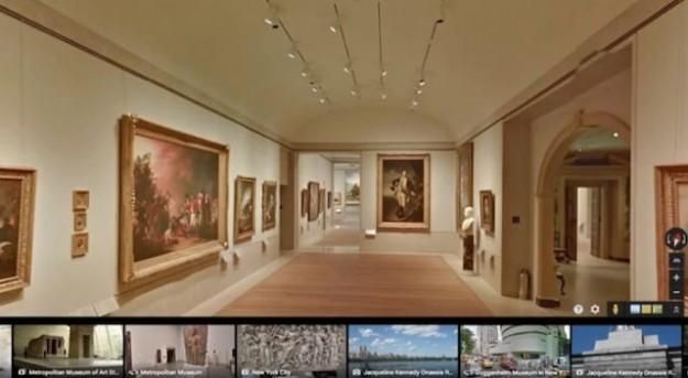 Visita ad un museo