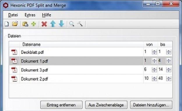 Come numerare le pagine in PDF