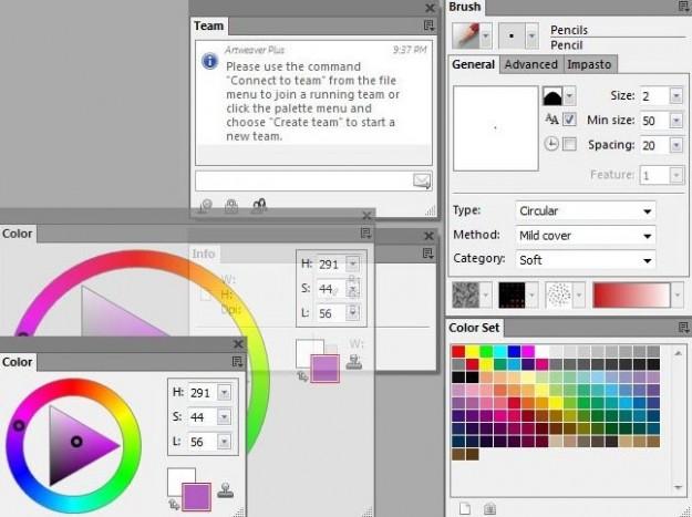 Programmi per pittura digitale