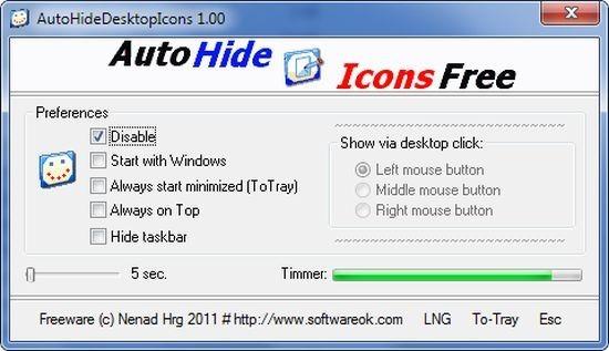 Programmi per organizzare il desktop