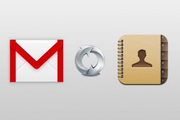 Come sincronizzare rubrica con Gmail