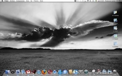 Un desktop ordinato