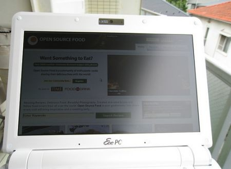 monitor dell'asus eee pc 901