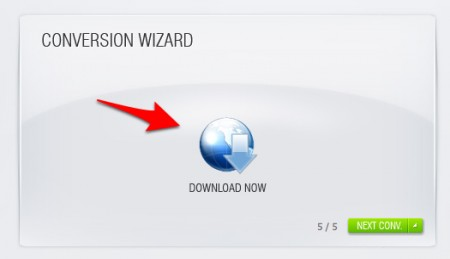 clicca su download