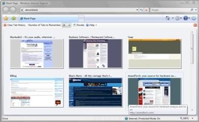 Estensioni Internet Explorer