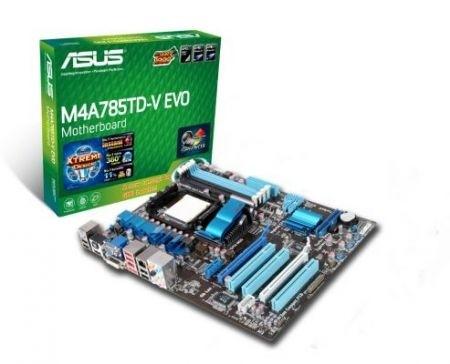Asus M4A785D: GPU NOS per overclock