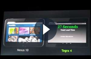 Nvidia Tegra 4: processore quad-core Cortex A15 [VIDEO]