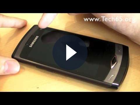 Samsung presenta smartphone con Bada