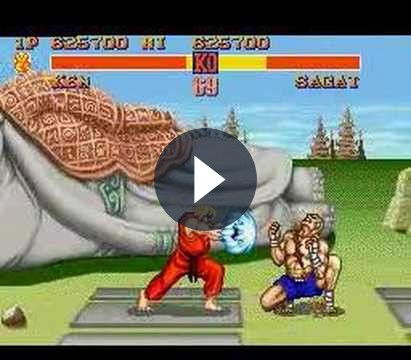 Browser Game: Street Fighter gratis online