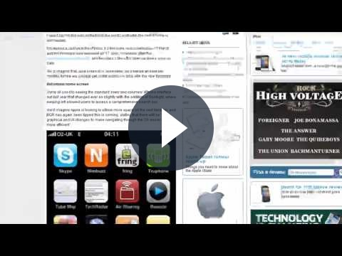 iPhone OS 4: il nuovo sistema operativo di Apple