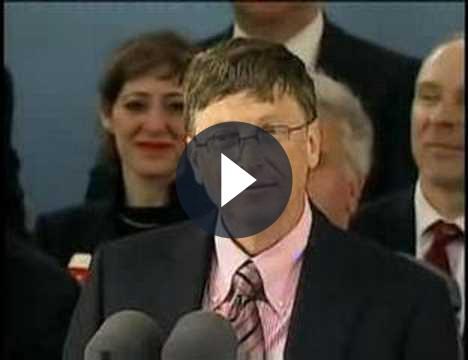 Bill Gates uomo più ricco del mondo