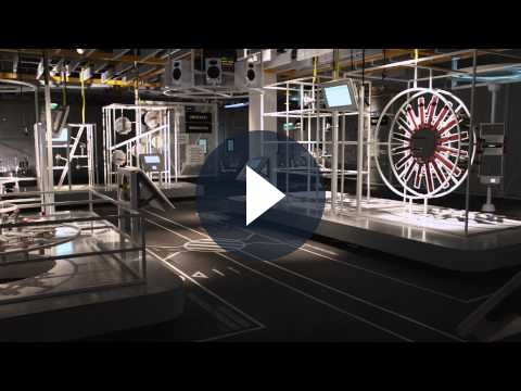 Google al museo: Web Lab, la mostra interattiva anche online [VIDEO]