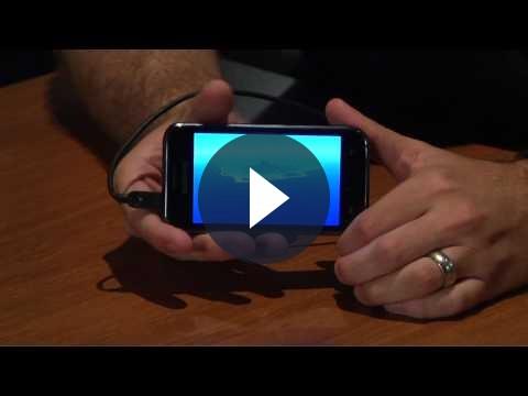 Samsung Galaxy S: smartphone con certificazione DivX HDT