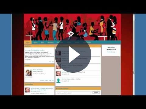 Creare social network con Toonti