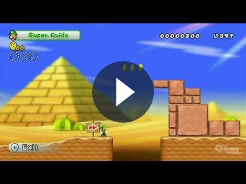 Videogiochi: Super Mario ritorna
