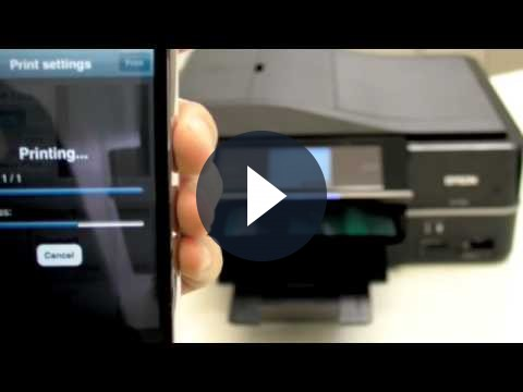 Stampare dall'iPhone con ePrint