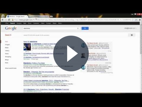 Ricerca su Google: aggiungere i risultati di Twitter con HashPlug [VIDEO]