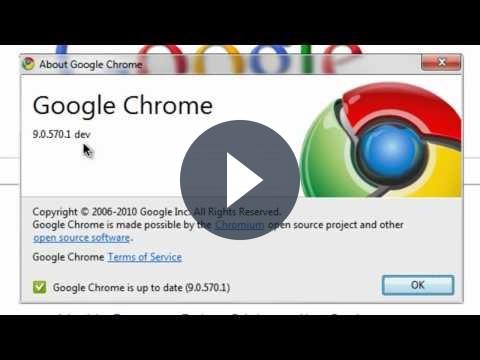 Chrome 9: nuova versione del browser di Google