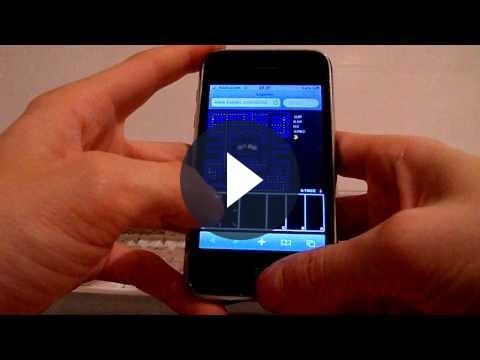 Pac-Man in versione HTML5 per iPhone e iPad