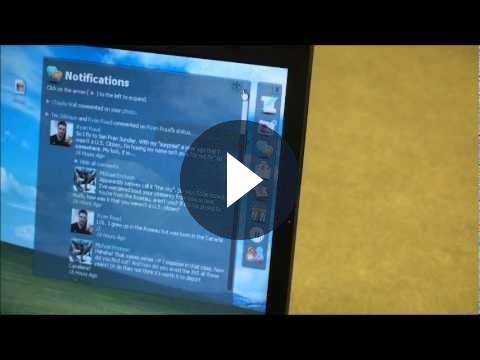 Trucchi per Facebook: accedere con il client FlipToast