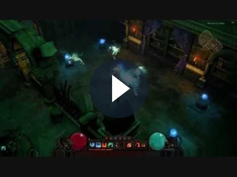 La Blizzard annuncia l'uscita di Diablo III!