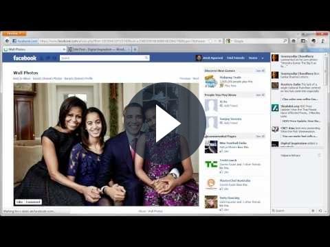 Come vedere le immagini di Facebook con lo stile grafico precedente
