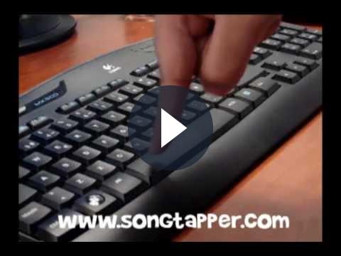 Trovare una canzone in base al ritmo con Songtapper