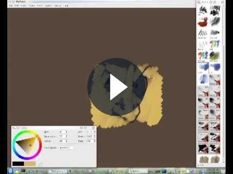 Programmi gratis: creare un dipinto con MyPaint