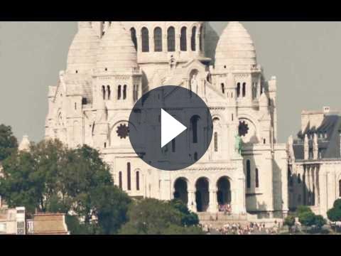 Come vedere Parigi in una foto panoramica