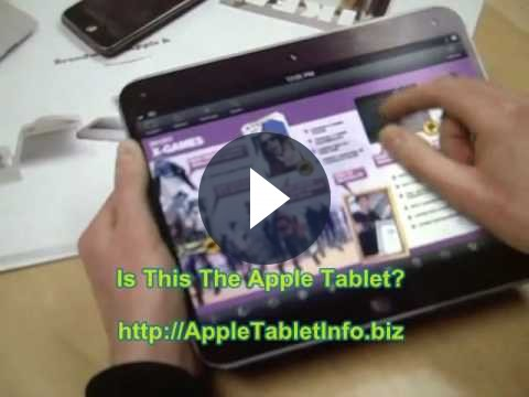 Apple: iTablet orientato ai videogames