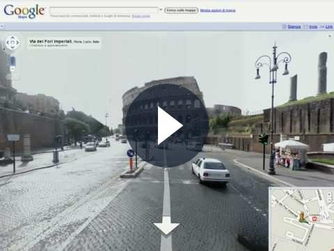 Google Street View rispetta l'ambiente