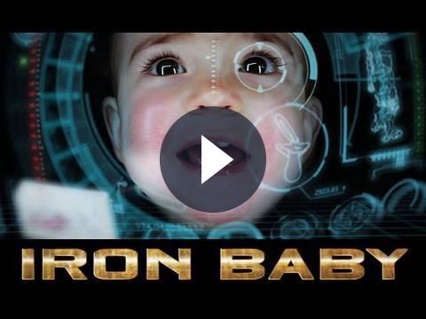 YouTube: spopola l'eroina Iron Baby