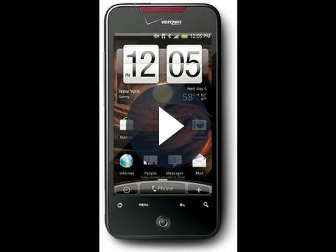 Smartphone: HTC presenta Droid Incredible