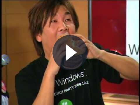 Windows 7: Burger King lo pubblicizza