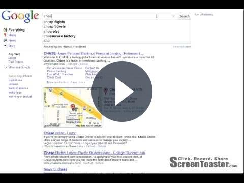 Google testa risultati in real time